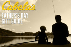 Cabela's Father's Day Gift Guide