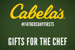 Cabelas Gifts For Chef