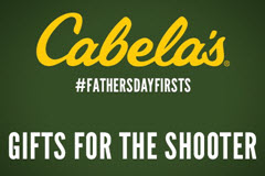Cabelas Gifts For Shooter