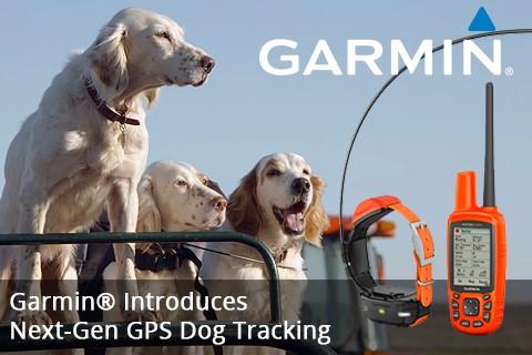 Garmin Next-Gen GPS Dog Tracking