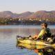 Hobie Outback Camo Fishing Kayak