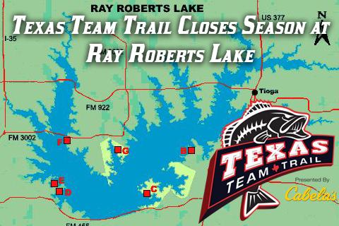 Texas Team Trail Closes Season at Ray Roberts Lake