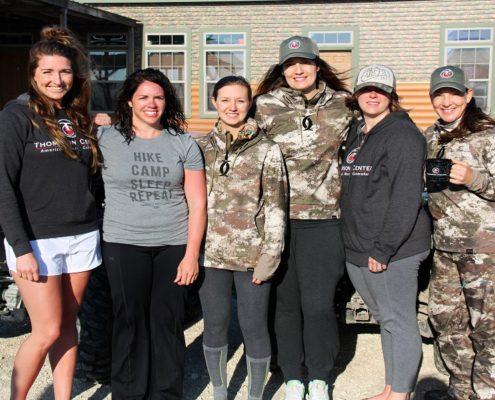 Ladies' South Texas Turkey Hunt