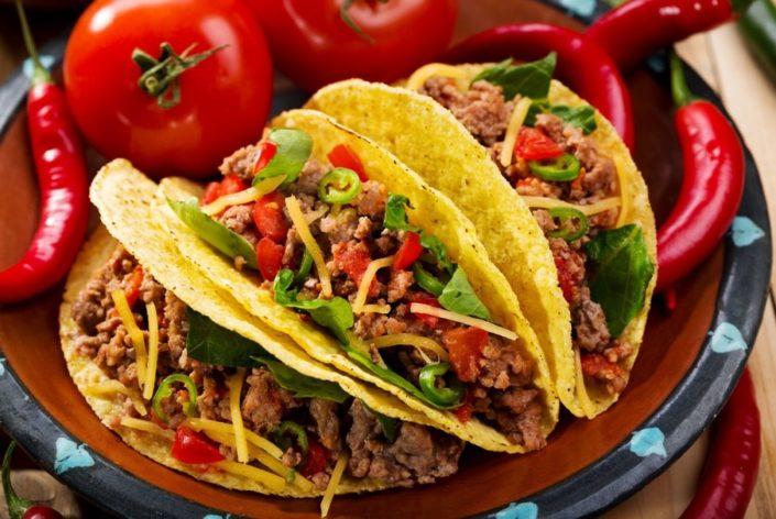 National Taco Day Venison Tacos